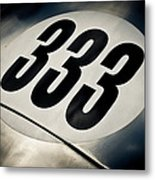 333 Metal Print by Phil 'motography' Clark