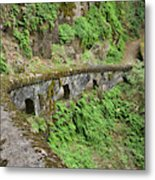 Usa, Oregon, Columbia River Gorge Metal Print