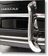 356 Chrome Reflections Metal Print