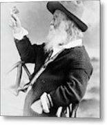 Walt Whitman (1819-1892) Metal Print
