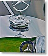 37 Benz Metal Print