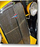 37 Chevy Panel Delivery Metal Print