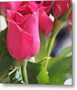 Roses For You  Metal Print by Gornganogphatchara Kalapun