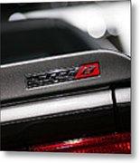 392 Hemi Dodge Challenger Srt Metal Print