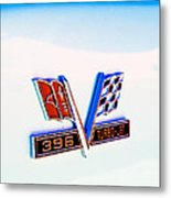 396 Turbo-jet Metal Print by Phil 'motography' Clark