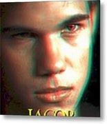 3d Jacob Metal Print