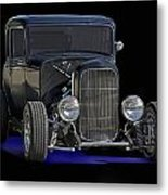 1932 Ford Coupe Metal Print
