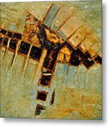 Abstract-5 Metal Print