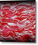 Abstract 85 Metal Print by J D Owen