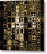 Abstract 96 Metal Print