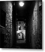Alley Of Melancholy. Iseo Metal Print