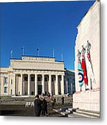 Anzac Day 2014 Auckland Metal Print