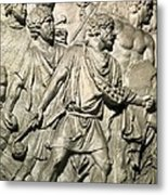 Apollodorus Of Damascus 60-129. Column Metal Print