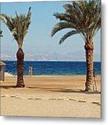 Aqaba Metal Print
