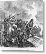 Battle Of Stony Point, 1779 Metal Print