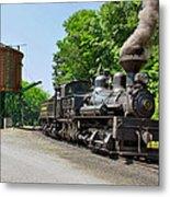 Cass Scenic Railroad Metal Print
