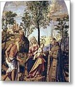 Cima Da Conegliano, Giovanni Battista Metal Print