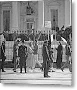 Civil Rights Protest, 1965 Metal Print