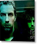 Coldplay  Metal Print