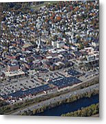 Concord, New Hampshire Nh Metal Print by Dave Cleaveland