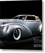 Custom Ford Coupe Metal Print