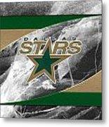 Dallas Stars Metal Print