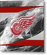 Detroit Red Wings Metal Print