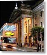 Dublin General Post Office Metal Print