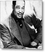 Duke Ellington (1899-1974) Metal Print