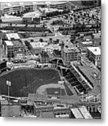 Fifth Third Field Toledo Ohio Metal Print