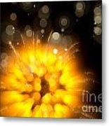 Fireworks Art Metal Print