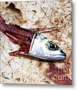 Fish Bait Metal Print