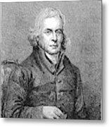 Francis Asbury (1745-1816) Metal Print