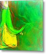 Fuchsia Flower Metal Print