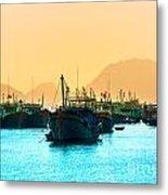 Halong Bay - Vietnam Metal Print
