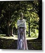 Jane Austen Metal Print by Joana Kruse