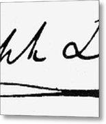 Joseph Lister (1827-1912) Metal Print