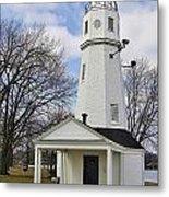 Kimberly Point Lighthouse Metal Print