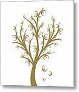 Money Tree Metal Print by IB Photo