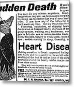 Patent Medicine, C1890 Metal Print