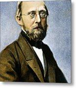 Rudolf Virchow (1821-1902) Metal Print