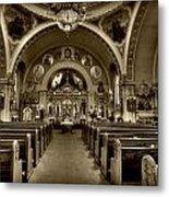 Saint Marys Orthodox Cathedral Metal Print