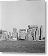Stonehenge Metal Print by Anonymous