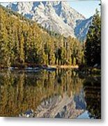 String Lake Grand Teton National Park Metal Print