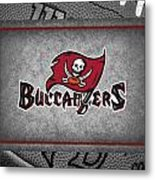 Tampa Bay Buccaneers Metal Print by Joe Hamilton