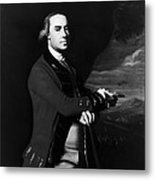 Thomas Gage (1721-1787) Metal Print
