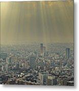 Tokyo, Japan Metal Print