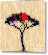 Tree Wall Art Metal Print