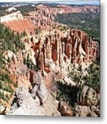 Utah Bryce Canyon Metal Print