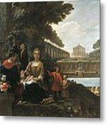 Viladomat I Manalt, Antoni 1678-1755 Metal Print